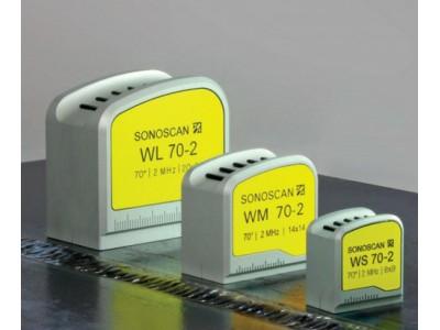 SONOSCAN ъглови осезатели за контрол с ултразвук